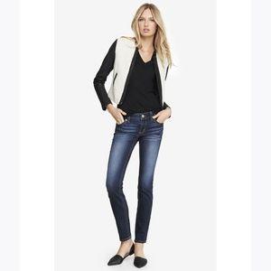 EXPRESS 'Stella' Low Rise Skinny Jeans sz 6